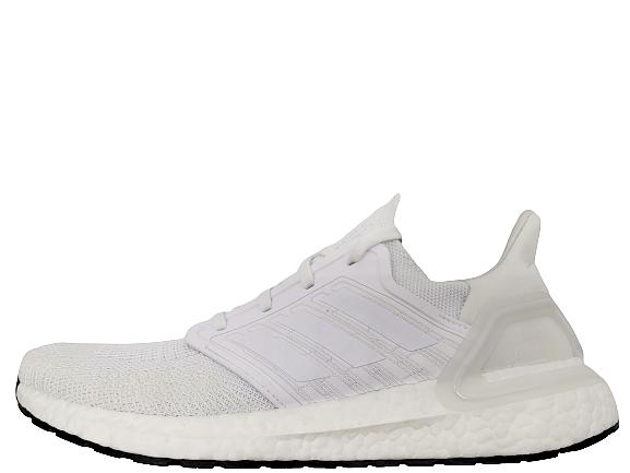 adidas Ultraboost 20 Triple White